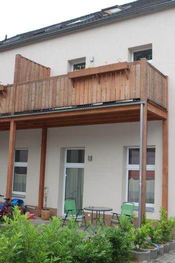 Bautzen, ruhige, zentrumsnahe 2-Raum-Wohnung Balkon und PKW Stellplatz provisionsfrei zu vermieten