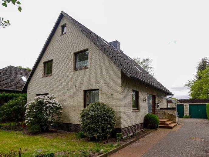 Einfamilienhaus in ruhiger Wohnlage