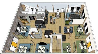 Seevetal Büros, Büroräume, Büroflächen
