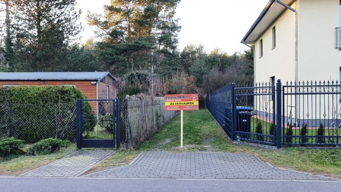 Falkensee - Bachallee, 1.166 m², 475.000 €