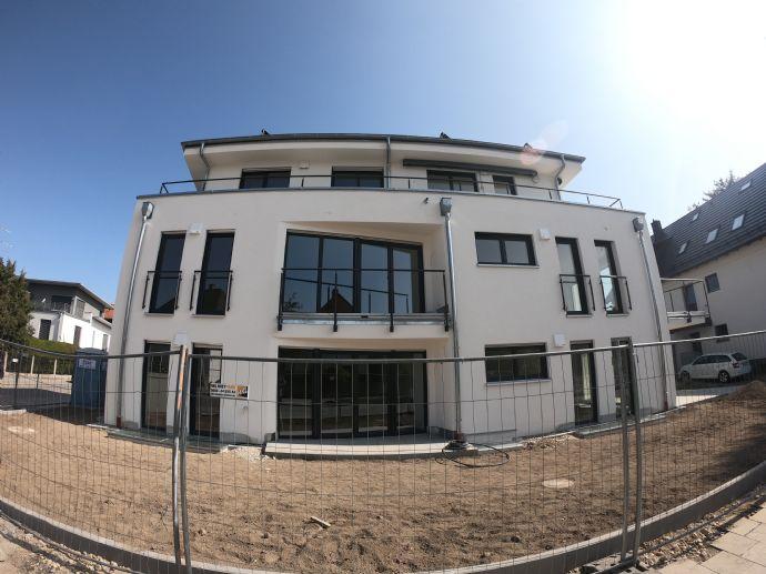 2-Zimmer-Wohnung mit 54 m² Wfl. im 1. OG, Bj. 2020