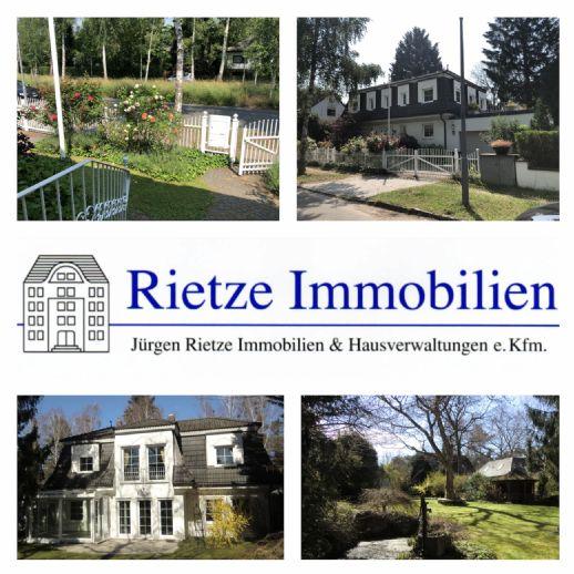 Im Alleinauftrag: Großzügige Landhausvilla in Seenähe! - auch als Wohlfühlhaus für 2 Generationen!
