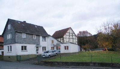 Haus mit Gartengrundstück