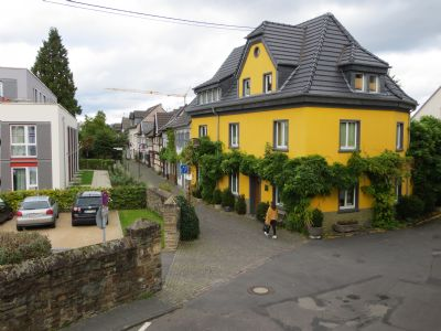 Blick in die direkte Nachbarschaft