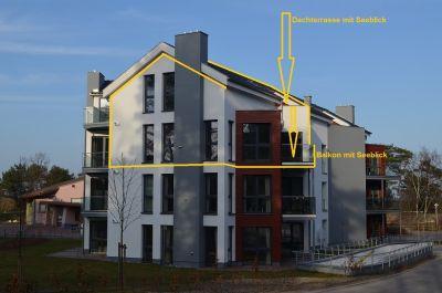 genaue Kennzeichnung der Wohnung