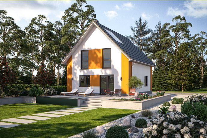 Energieeffizientes Einfamilienhaus mitten im Grünen!