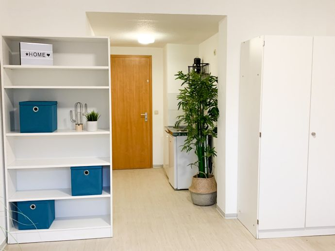 1-Zimmer Apartment in Schweinfurt Musikerviertel und amerik. Siedlung neben FHWS