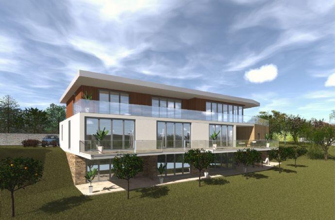 Exklusive Wohnanlage | Traumhaus mit Fernblick in idyllischer Lage