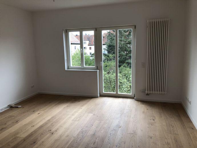 Top möbliertes  2 Zimmer-Appartement, frisch renoviert, bezugsfertig, im Herzen Bambergs, Haingebiet