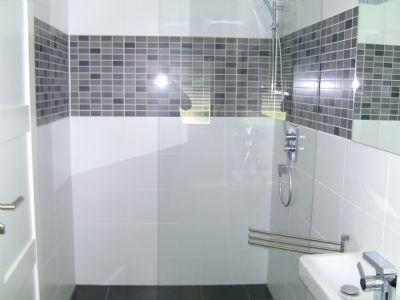 Bild 5  Dusche im Gästebad