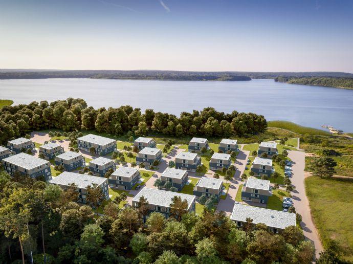 Frühjahres-Aktion: 10% Kaltmiete sparen für das Jahr 2021! Am See. Direkt bei Berlin
