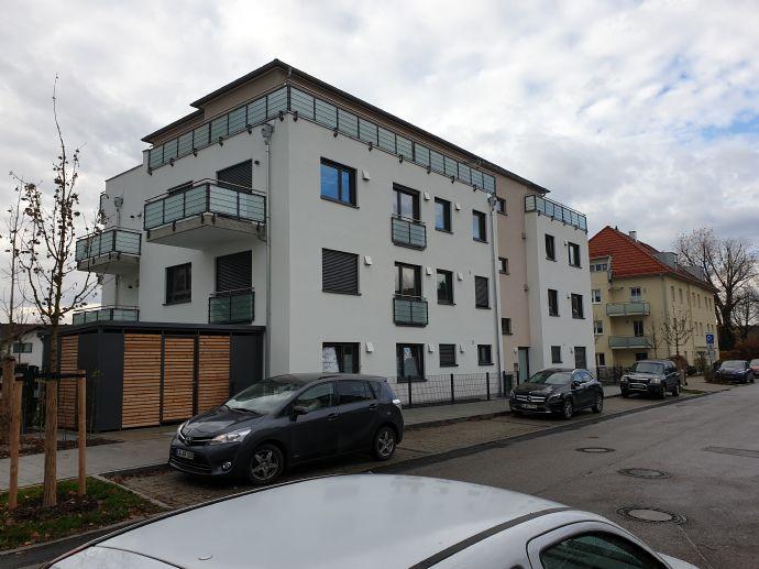 Penthouse Neubau mit sonniger Dachterrasse in Eching