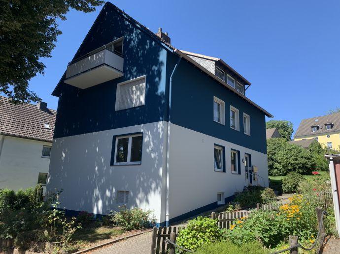 Erdgeschosswohnung mit Garten und Garage in Heiligenhaus