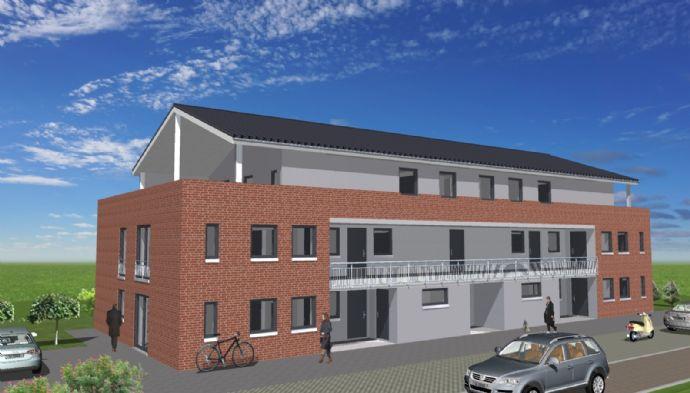 Fix was los in Drochtersen! Letzte barrierefreie Erdgeschoss - Wohnung (Whg. 1) *Als Kapitalanlage oder zur Eigennutzung*