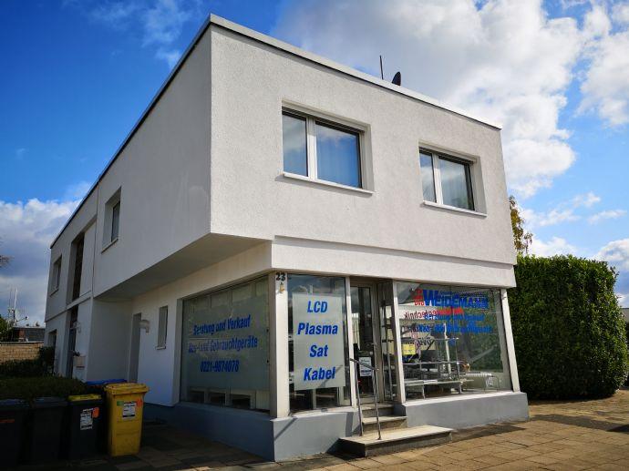 Schöne 2-Zimmer-Wohnung in ruhiger Seitenstrasse in Köln-Widdersdorf