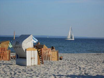 Ferienwohnungen mit Balkon, Strandkorb und Meer...in bevorzugter Lage von Grömitz