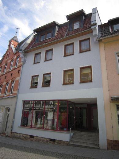 Neuwertiges Wohn- und Geschäftshaus im Zentrum von Bad Salzungen