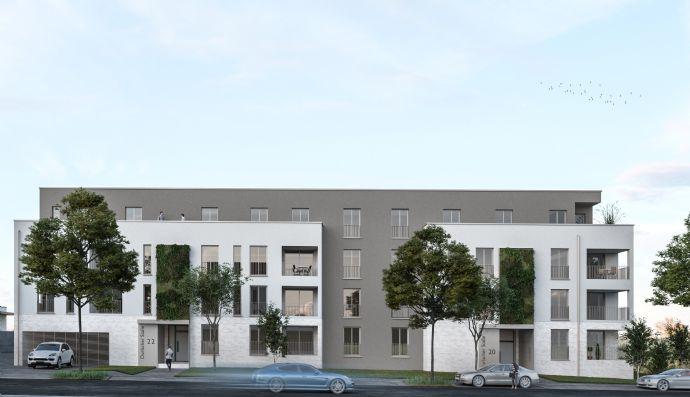 Großzüge 3 Zimmerwohnung im Zentum von Ettlingen
