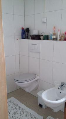 WC/Schlafzimmer