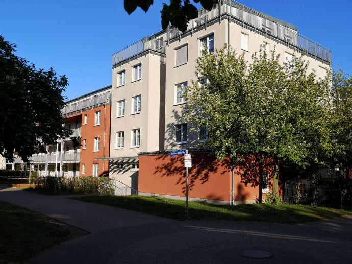 Erfurt-Daberstedt -- TOP 2-Raum-Wohnung in toller Wohnanlage zu vermieten!