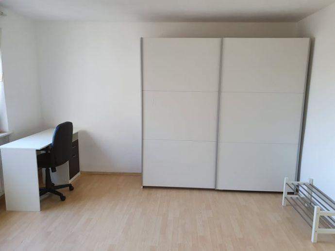 Gepflegte und möblierte 1-Zimmer-Wohnung im Herzen von Mainz