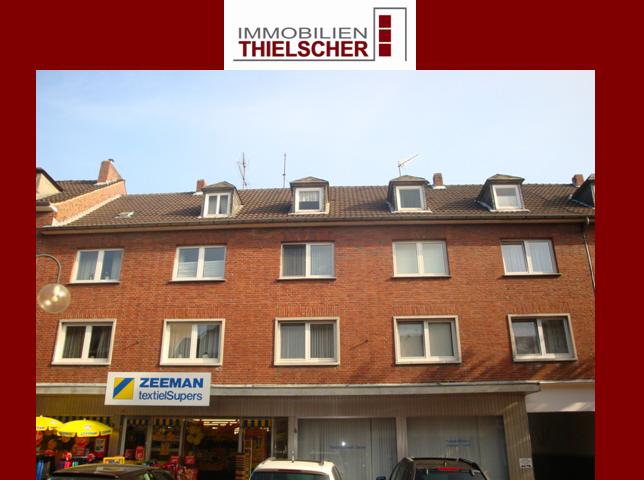 Dreizimmerwohnung im 1. Obergeschoss im Zentrum von Übach