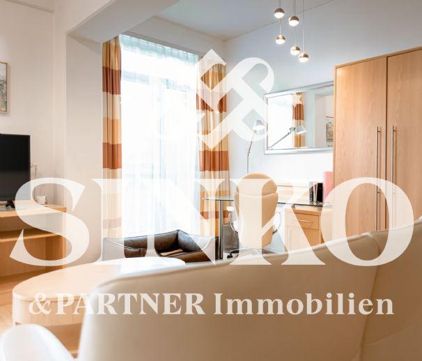 Möblierte 1-Zimmer Apartments