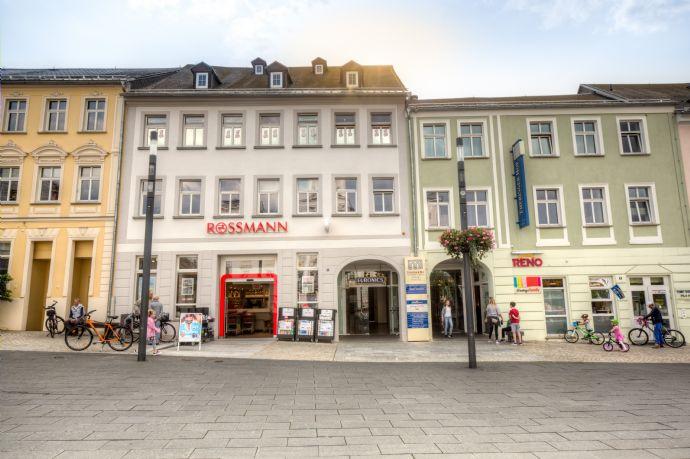 1 Zimmer Wohnung am Marktplatz in Zeulenroda
