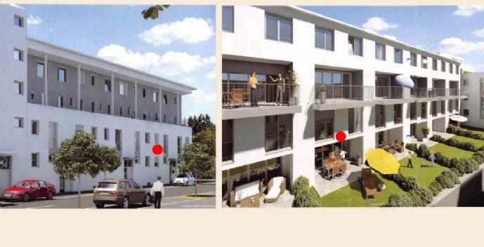 Neuwertige 4,5-Zimmer-Maisonette-Wohnung mit Garten im Scharnhauser Park