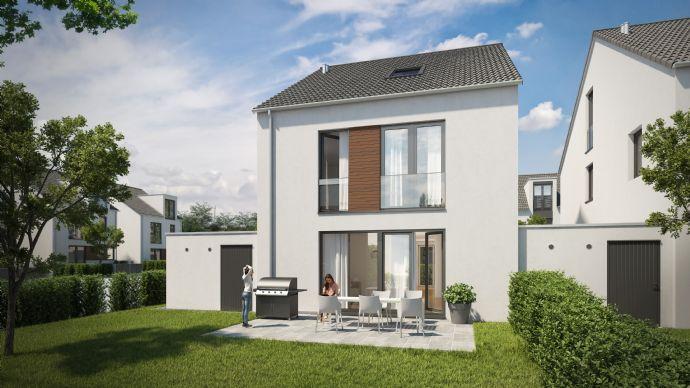 Familientraum im großzügigen Haus mit Tageslichtbad, sonniger Terrasse und eigenem Garten!