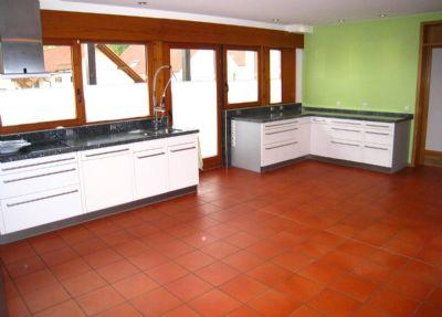 ca. 36 m² Küchenbereich
