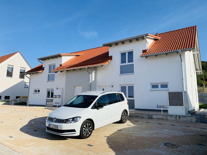 Tolle Neubau 3-Zi.-Wohnung mit Balkon in Thalmässing!