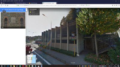 Ghiffa Garage, Ghiffa Stellplatz