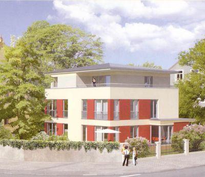 4,5-Zimmer-Doppelhaushälfte in der Dresdner Neustadt/Regierungsviertel