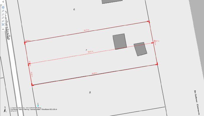 2 x 585m² DHH Grundstück