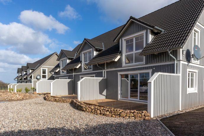 Neubau: RMH in unmittelbarer Ostseelage