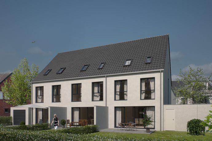 Reihenhaus in Dormagen-Stürzelberg - Neubau in ruhiger Wohnlage