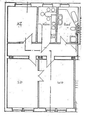 3 zi wohnung in magdeburg matthissonstra e 7 sucht neue bewohner wohnung magdeburg 2ftes4c. Black Bedroom Furniture Sets. Home Design Ideas