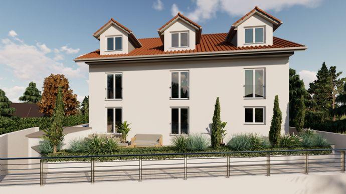 Neues Mehrfamilienhaus in zentraler Bestlage am Schloss in Laupheim **provisionsfrei**