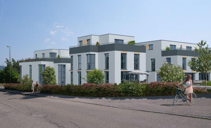 Attraktive Doppelhaushälfte mit Garage - Haus 5