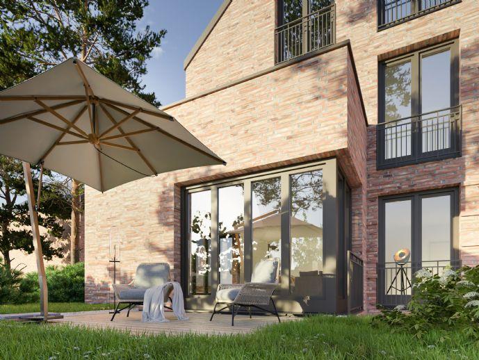 Wohnen in einer echten Traumlage : Neubau Müllenhoffweg 66, Erdgeschoss Wohnung mit großem Garten, Baubeginn 3. Quartal 2020