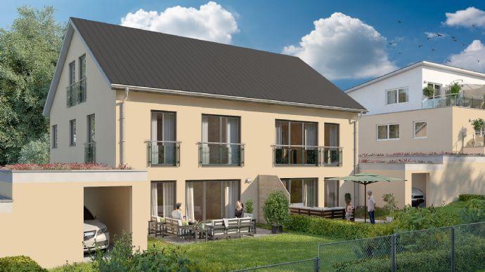 Doppelhaushälfte (Haus E) in Westerndorf bei Rosenheim zu verkaufen