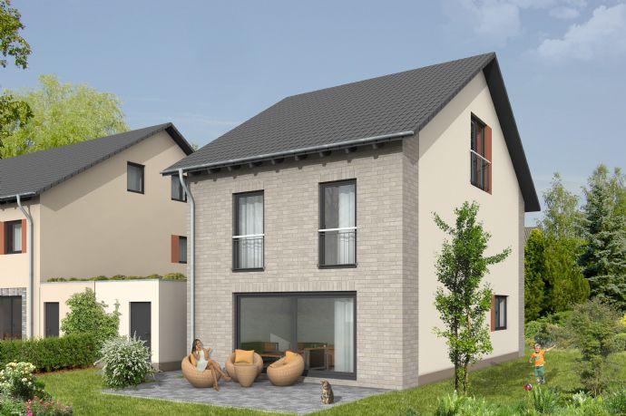 Freistehende Neubau-Einfamilienhäuser in Hürth-Berrenrath Ortsmitte