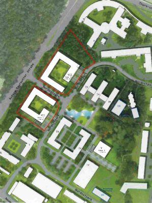 Nürnberg Industrieflächen, Lagerflächen, Produktionshalle, Serviceflächen