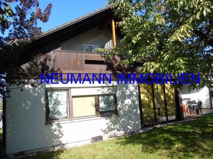 NEUMANN - Gewerbliche Vermietung an Handwerker/Monteure- Schöne 6ZKB- Erdgeschosswohnung mit Garten