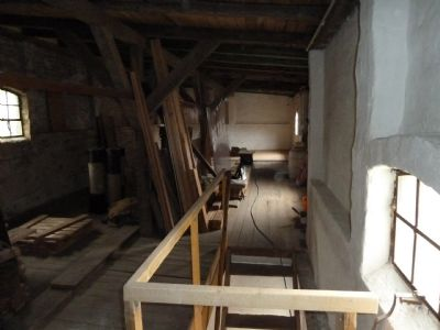 Dachraum im Nebengebäude