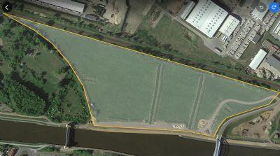 Trimodale Gewerbefläche - Convent-Stücken - 6,2 ha