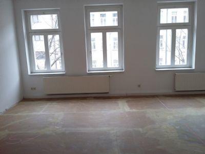 Wohnzimmer (unsaniert)