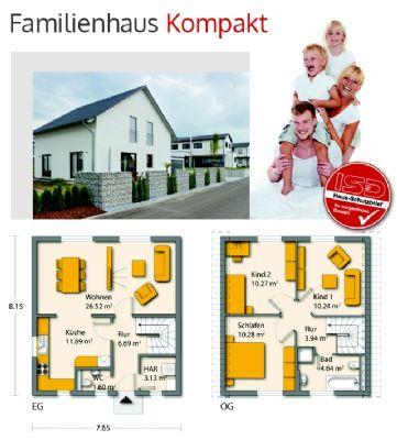 Einfamilienhaus Kompakt  Magdeburg