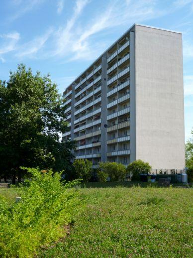 4-Raum-Familienwohnung mit zwei Balkonen in